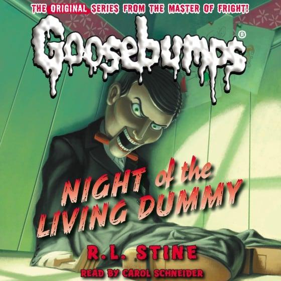 Goosebumps #7: Night of the Living Dummy