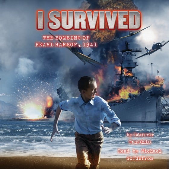 I Survived the Bombing of Pearl Harbor, 1941 (Book #4)
