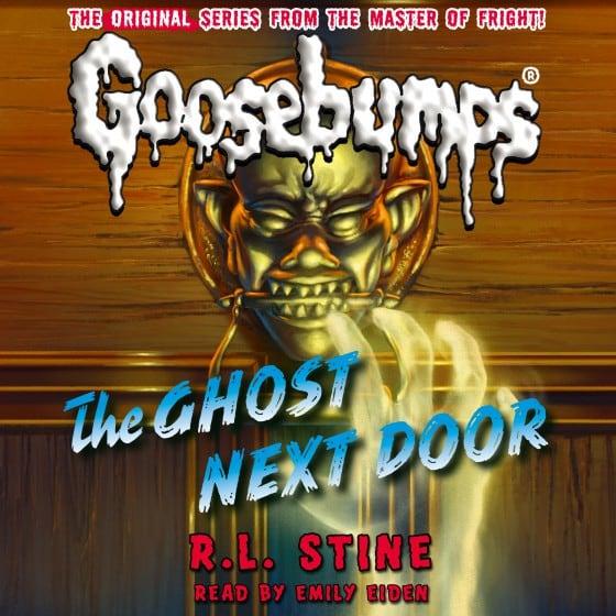 Goosebumps #10: The Ghost Next Door