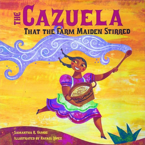 The Cazuela That the Farm Maiden Stirred