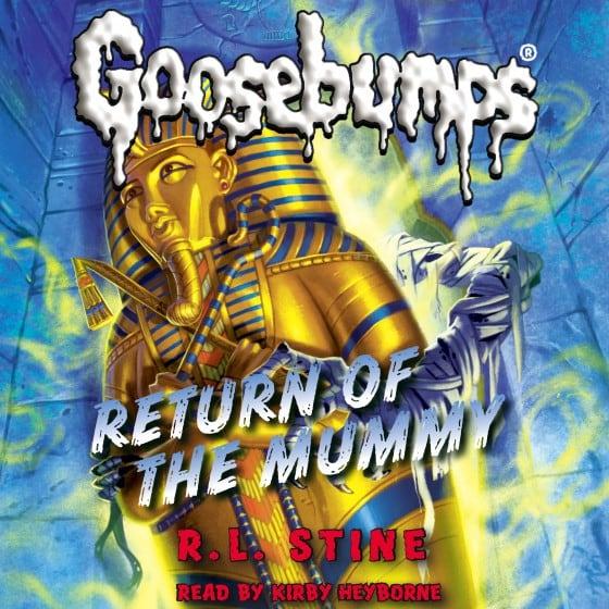Goosebumps #23: Return of the Mummy