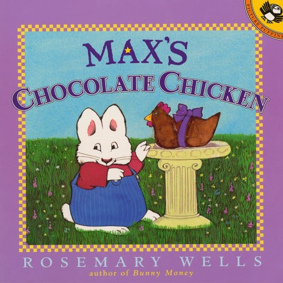 Max's Chocolate Chicken