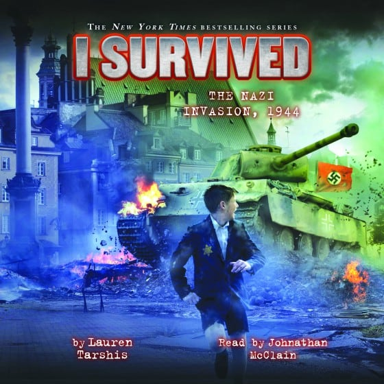 I Survived the Nazi Invasion, 1944 (Book #9)