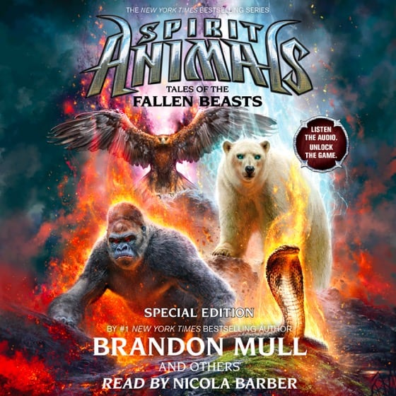 Spirit Animals: Special Edition: Tales of the Fallen Beasts