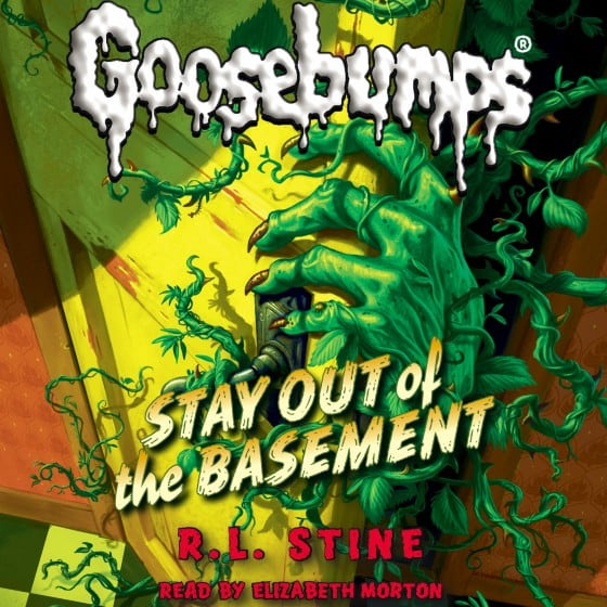 Goosebumps #2: Stay Out of the Basement
