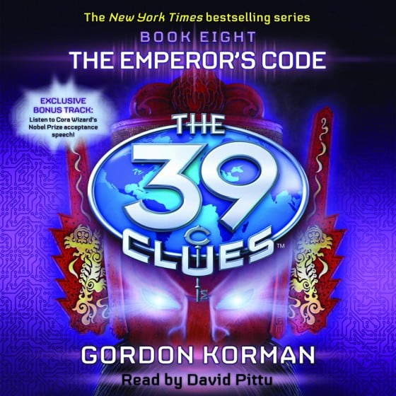 The 39 Clues (Book Eight): The Emperor's Code