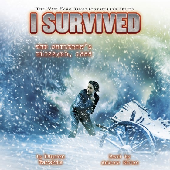 I Survived the Children's Blizzard, 1888 (Book #16)