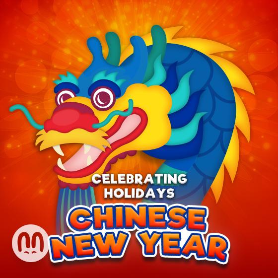 Celebrating Holidays: Chinese New Year