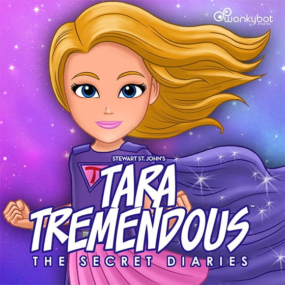 Tara Tremendous: The Secret Diaries