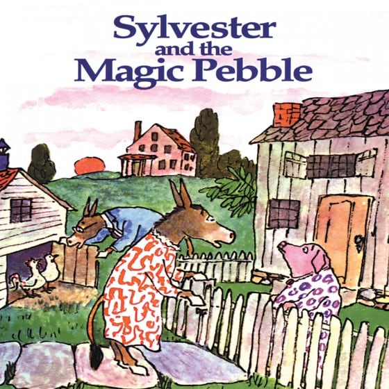 Sylvester & The Magic Pebble