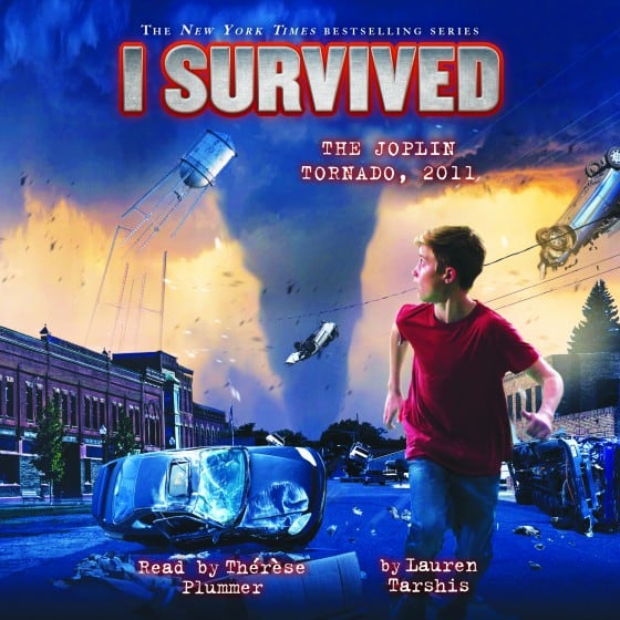 I Survived the Joplin Tornado, 2011 (Book #12)