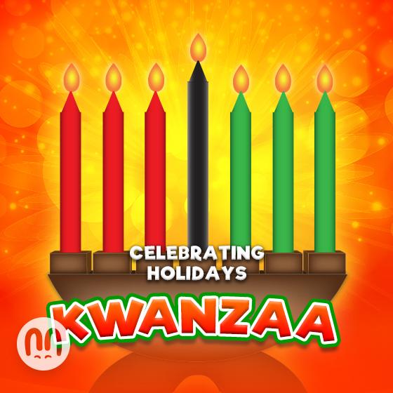 Celebrating Holidays: Kwanzaa
