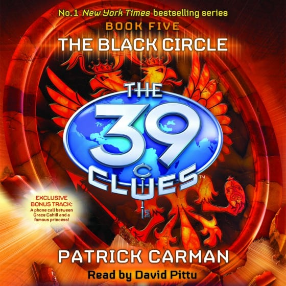 The 39 Clues (Book Five): The Black Circle