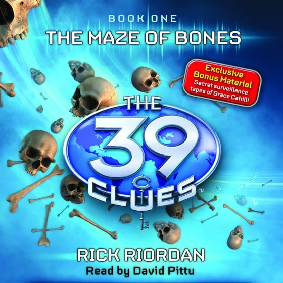 The 39 Clues (Book One): The Maze of Bones