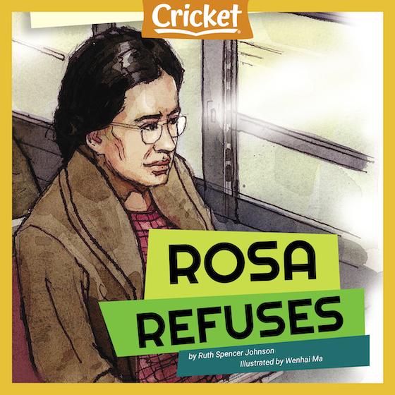 Rosa Refuses
