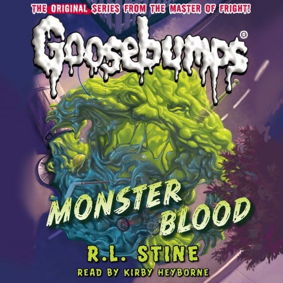 Goosebumps #3: Monster Blood