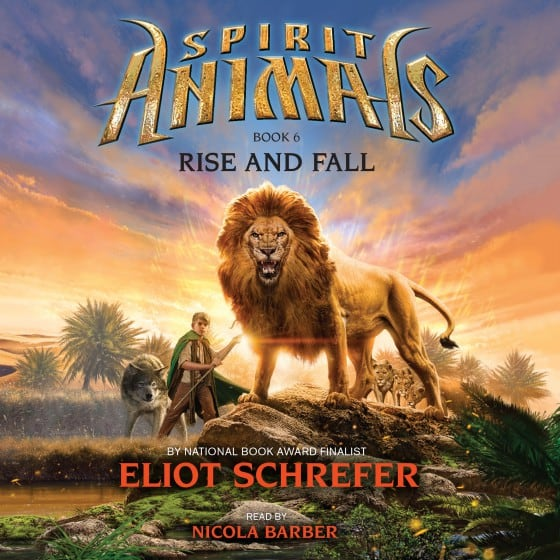 Spirit Animals 6: Rise and Fall