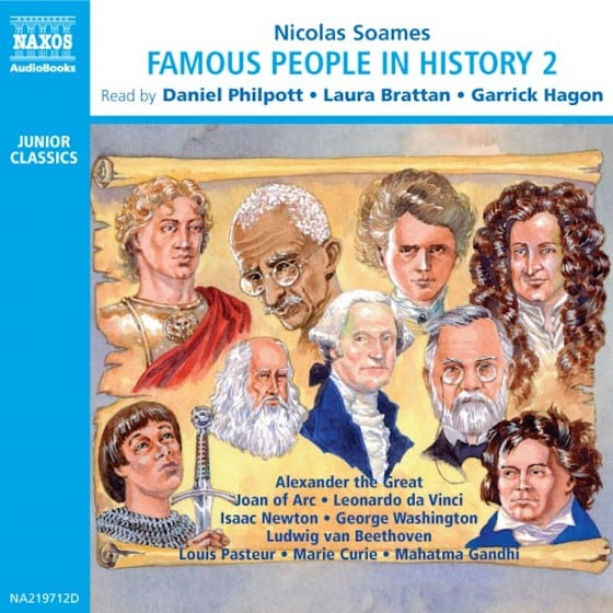 Famous People in History - Volume II