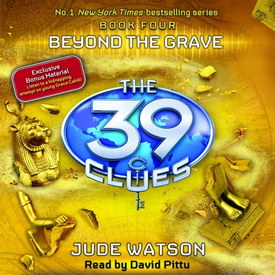 The 39 Clues (Book Four): Beyond the Grave