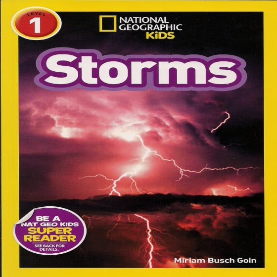 National Geographic: Storms