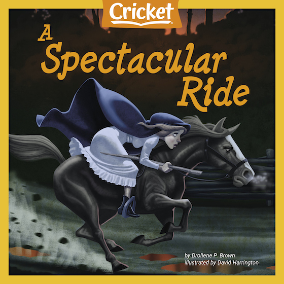 A Spectacular Ride