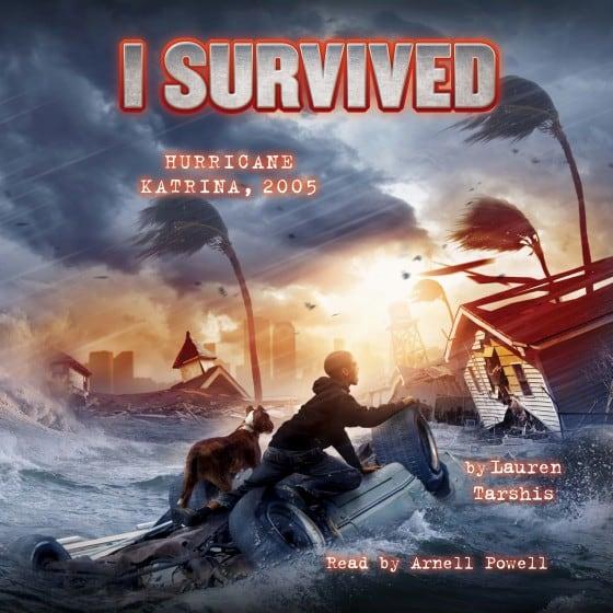 I Survived Hurricane Katrina, 2005 (Book #3)
