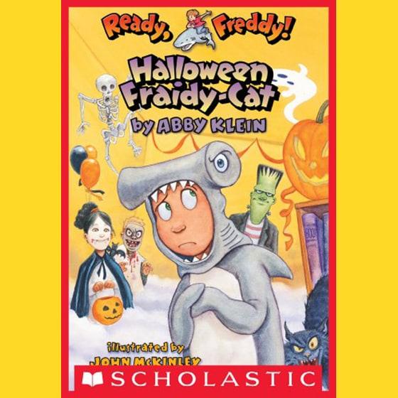 Ready Freddy #8: Halloween Fraidy-Cat