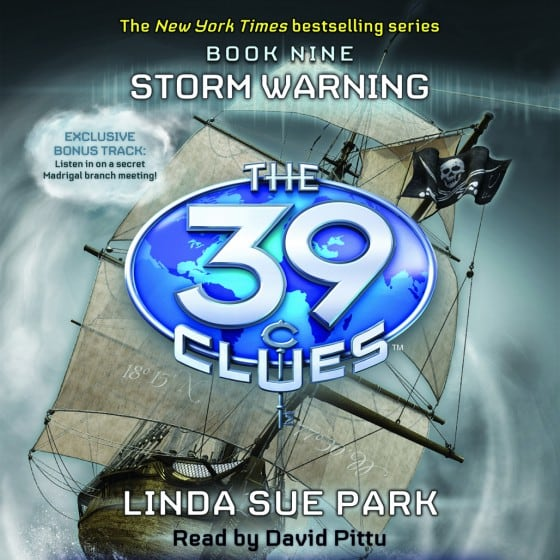 The 39 Clues (Book Nine): Storm Warning