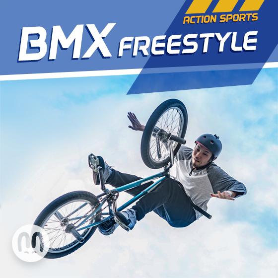 Action Sports: BMX Freestyle