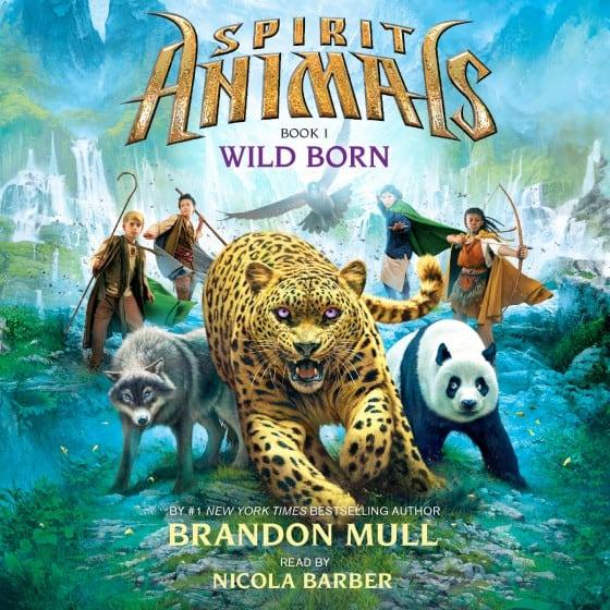 Spirit Animals 1: Wild Born