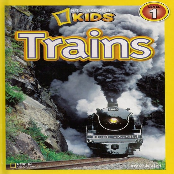 National Geographic: Trains
