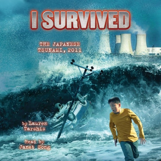 I Survived the Japanese Tsunami, 2011 (Book #8)