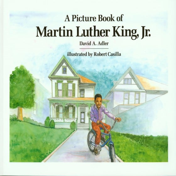 A Picture Book of Martin Luther King Jr.