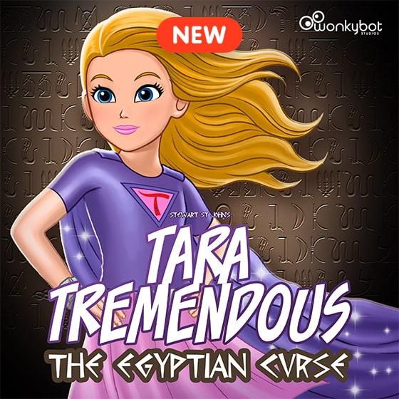 Tara Tremendous: The Egyptian Curse