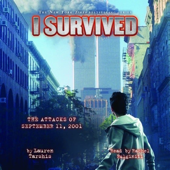 I Survived the Attacks of September 11, 2001 (Book #6)