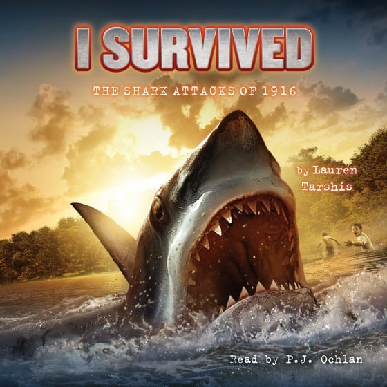 I Survived the Shark Attacks of 1916 (Book #2)