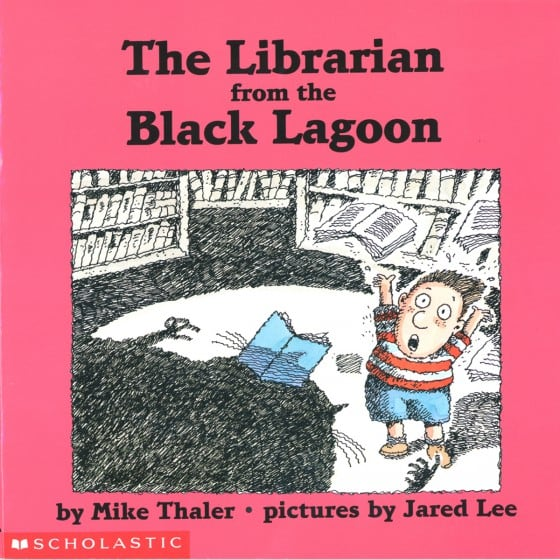 Librarian From The Black Lagoon