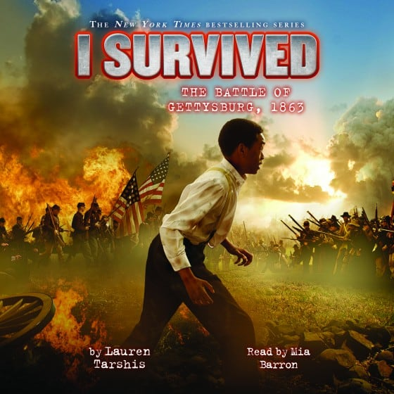 I Survived the Battle of Gettysburg, 1863 (Book #7)