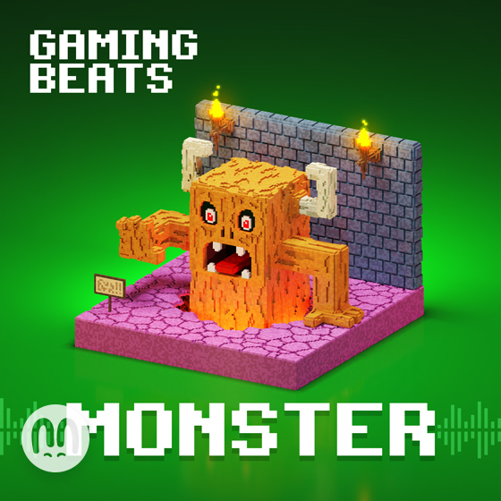 Gaming Beats: Monster