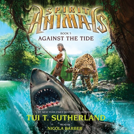 Spirit Animals 5: Against the Tide