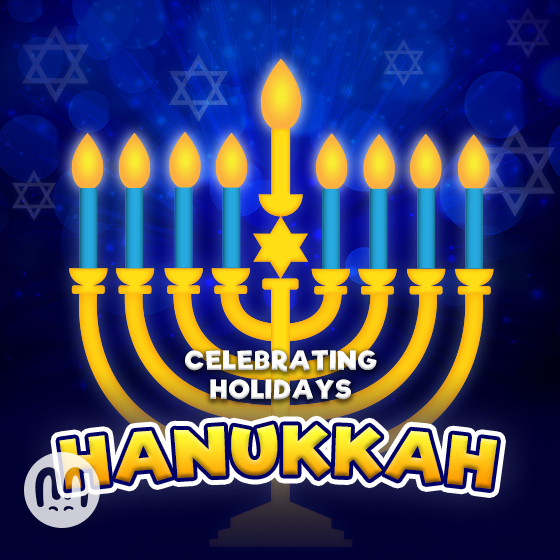 Celebrating Holidays: Hanukkah