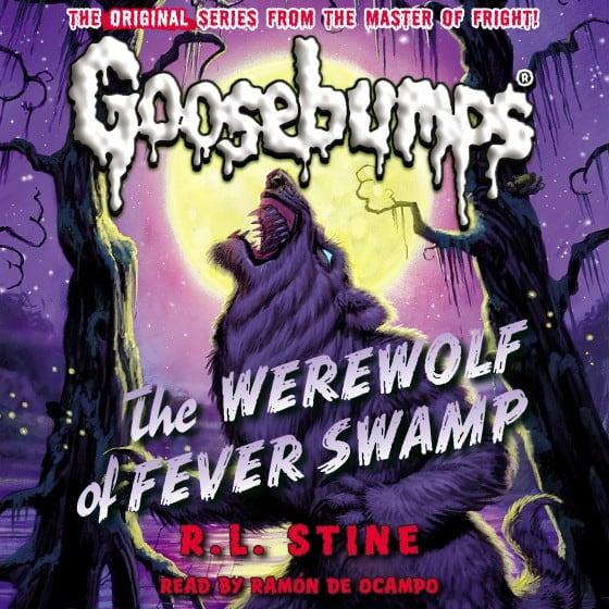 Goosebumps #14: The Werewolf of Fever Swamp