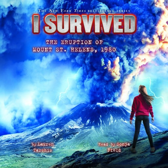 I Survived the Eruption of Mount St. Helens, 1980 (Book #14)