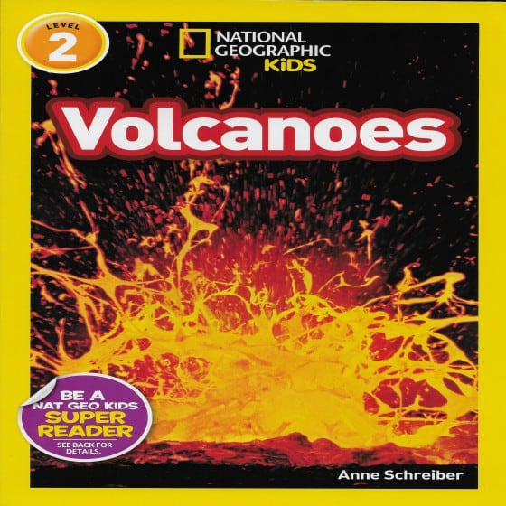 National Geographic Kids: Volcanoes