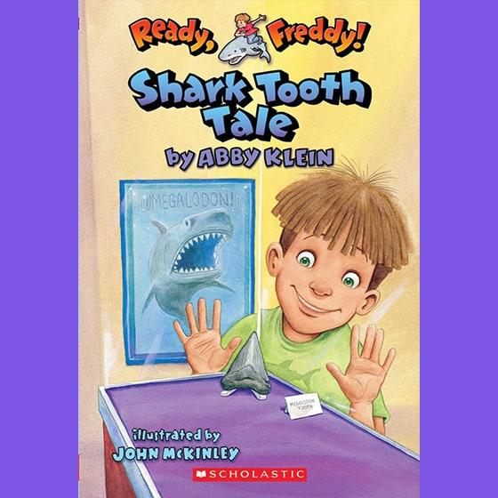Ready Freddy #9: Shark Tooth Tale