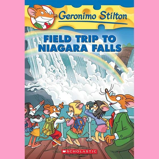 Geronimo Stilton #24: Field Trip to Niagra Falls