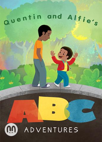 Quentin and Alfie's ABC Adventures